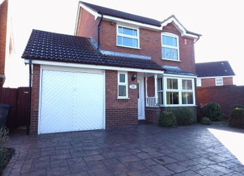 Thumbnail 3 bed detached house for sale in Pursey Drive, Bradley Stoke, Bristol