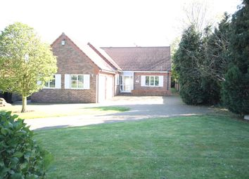 Thumbnail 4 bed detached bungalow for sale in Church Cliff Drive, Filey