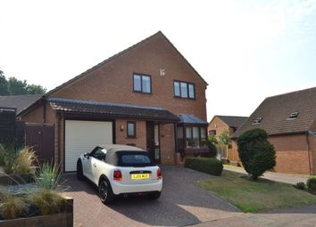 Thumbnail 3 bed detached house for sale in Tall Trees Close, West Hunsbury, Northampton