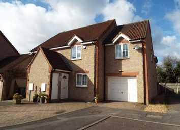 Thumbnail 4 bed semi-detached house for sale in Rush Close, Bradley Stoke, Bristol, Gloucestershire