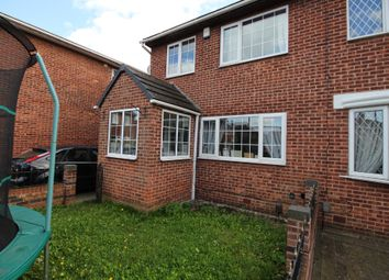 Thumbnail 3 bed semi-detached house for sale in Halmshaw Terrace, Bentley, Doncaster, South Yorkshire