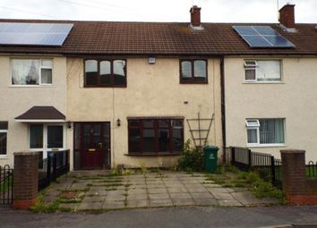 Thumbnail 3 bedroom terraced house for sale in Mary Slessor Street, Coventry
