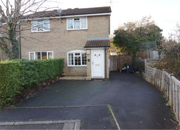 Thumbnail 2 bed semi-detached house for sale in Fiveways Close, Cheddar