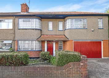 Thumbnail 4 bed semi-detached house for sale in Whitby Road, Ruislip Manor, Middlesex