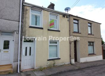 Thumbnail 3 bed terraced house to rent in Kimberley Terrace, Georgetown, Tredegar, Blaenau Gwent.