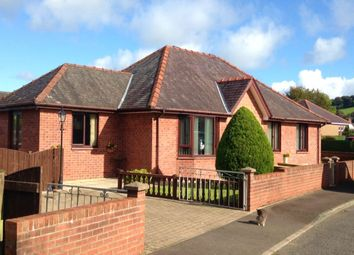 Thumbnail 3 bed detached house for sale in Sherwood Park, Lockerbie