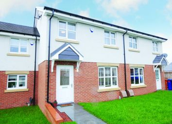 Thumbnail 3 bed terraced house for sale in 10 Lint Mill Road, Lenzie, Glasgow