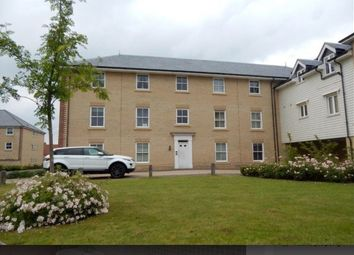Thumbnail 2 bed flat to rent in Ryefield Road, Mulbarton, Norwich, Norfolk