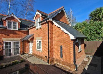 Gosport Lane, Lyndhurst SO43. 4 bed semi-detached house for sale