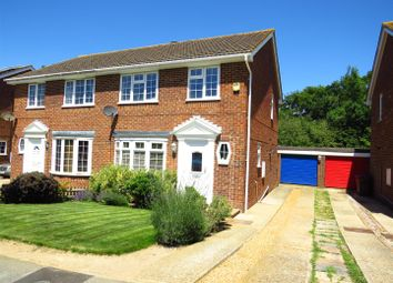 Thumbnail 3 bedroom semi-detached house for sale in Medway, Hailsham