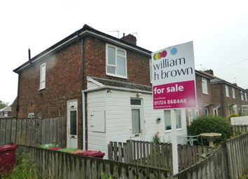 Thumbnail 1 bedroom flat for sale in Newborn Avenue, Scunthorpe