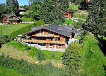 Thumbnail 4 bed property for sale in Chalet Pomone, Villars, Vaud, Switzerland