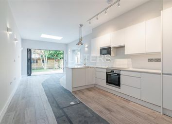 Thumbnail 3 bed flat to rent in Larch Road, London