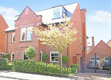 Thumbnail 5 bed detached house for sale in Bretland Drive, Grappenhall, Warrington