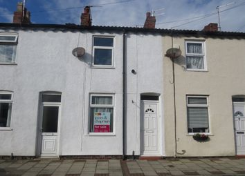 Thumbnail 2 bed terraced house for sale in Rudd Street, Hoylake, Wirral