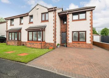 Thumbnail 4 bed semi-detached house for sale in Neistpoint Drive, Carntyne, Glasgow