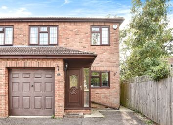 Thumbnail 4 bedroom semi-detached house for sale in Poplars Close, Ruislip, Middlesex