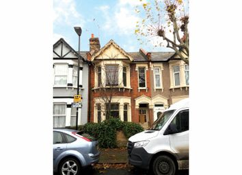 Thumbnail 3 bedroom terraced house for sale in Marlow Road, East Ham, London