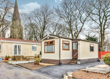 Thumbnail 1 bed mobile/park home for sale in Gawthorpe Edge, Burnley, Lancashire