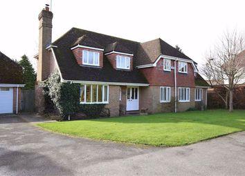 Thumbnail 4 bed detached house for sale in Long Mill Lane, Platt, Sevenoaks
