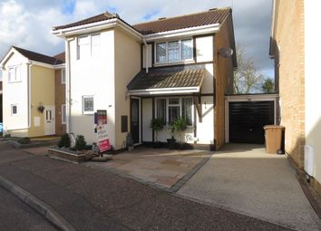 3 bed link-detached house for sale in Shire Close, Springfield, Chelmsford CM1