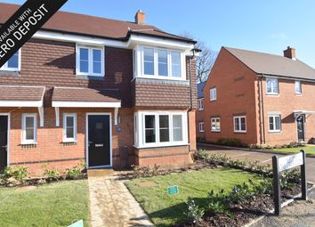 Thumbnail 2 bedroom semi-detached house to rent in Oak Tree Close, Rowland's Castle