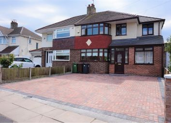 Thumbnail 3 bed semi-detached house for sale in Aintree Lane, Liverpool