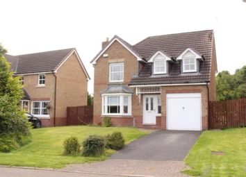 Thumbnail 4 bed detached house for sale in Glenarklet Crescent, Paisley, Renfrewshire