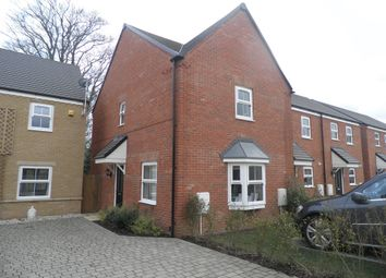 Thumbnail 3 bed end terrace house for sale in William Court, Oundle, Peterborough