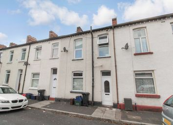 Thumbnail 2 bedroom terraced house for sale in Rudry Street, Newport