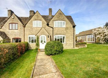 Thumbnail 3 bed semi-detached house for sale in Itlay, Daglingworth, Cirencester, Gloucestershire