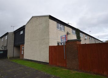 Thumbnail 4 bed end terrace house for sale in Scott Close, St. Athan, Barry