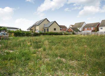 Thumbnail Land for sale in Winsor Crescent, Hampton Vale, Peterborough