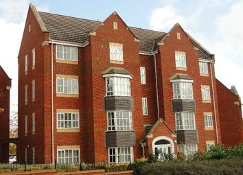 Thumbnail 2 bed flat to rent in Knaresborough Court, Bletchley, Milton Keynes