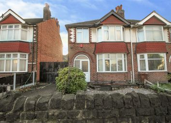 Thumbnail 3 bed semi-detached house for sale in Alfreton Road, Nottingham
