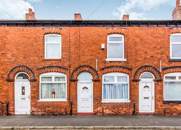 Thumbnail 2 bed terraced house for sale in Aberdeen Crescent, Stockport