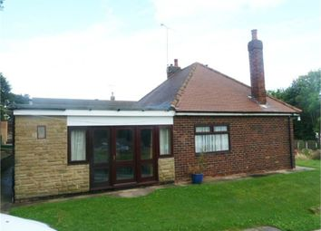 Thumbnail 3 bed detached bungalow for sale in Waggon Lane, Upton, Pontefract, West Yorkshire