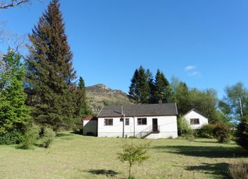 Thumbnail 4 bed detached bungalow for sale in Craigroyston Cottage Main Road, Lochgoilhead