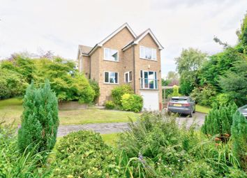 Thumbnail 4 bed detached house for sale in Priory Road, Thurgarton, Nottingham