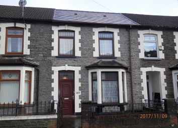 Thumbnail 3 bed property for sale in Aberrhondda Road, Porth, Rhondda Cynon Taff.