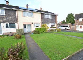 Thumbnail 3 bed terraced house for sale in Crabtree Close, Lodge Park, Redditch