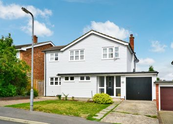 Thumbnail 4 bed detached house for sale in Venmore Drive, Dunmow, Essex