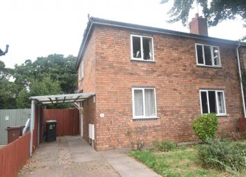 Thumbnail 3 bed property to rent in Hinckes Road, Wolverhampton