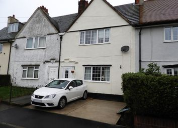 Thumbnail 3 bed terraced house for sale in Windmill Lane, Mansfield