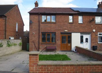 Thumbnail 2 bedroom semi-detached house to rent in Manor Road, Churwell, Morley, Leeds