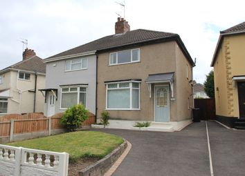 Thumbnail 2 bed semi-detached house to rent in Fordhouse Road, Wolverhampton, West Midlands