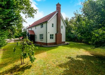 Thumbnail 4 bed detached house for sale in Park View, Worlingworth, Woodbridge