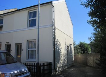 Thumbnail 2 bed end terrace house to rent in Stanley Road, Tunbridge Wells, Kent