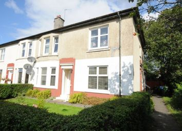 Thumbnail 2 bed flat for sale in Killoch Drive, Glasgow