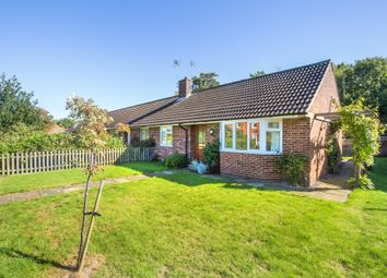 Thumbnail 2 bedroom terraced bungalow for sale in High Street, Longstowe, Cambridge